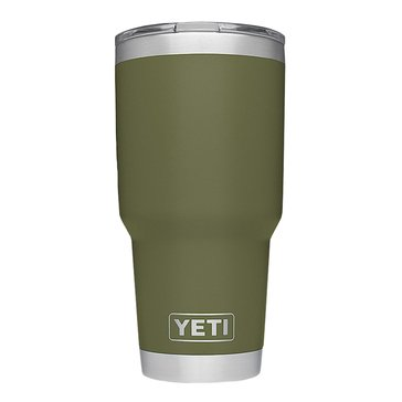 YETI Rambler 30 Oz with MagSlider Lid - Olive Green
