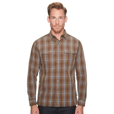 Kuhl Men's Response Quik Dry Shirt - Castor Plaid