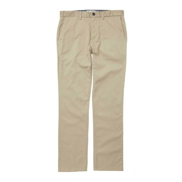 Billabong Men's Carter Stretch Straight Leg Chino Pants