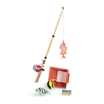 American Girl Nanea's Island Fishing Set