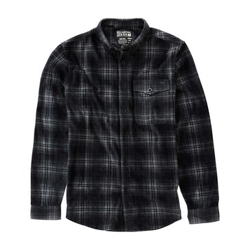 Billabong Men's Furnace Polar Flannel Shirt