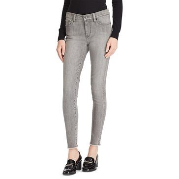 Lauren Ralph Lauren 5 Pocket Denim in Storm Grey Wash