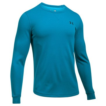 Under Armour Men's Waffle Long Sleeve Crew Top