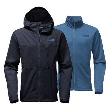 The North Face Men's Arrowood Triclimate Jacket - Navy