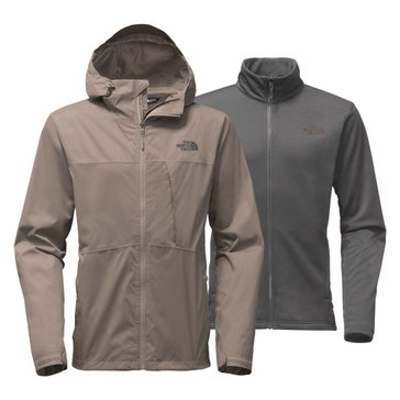 The North Face Men's Arrowood Triclimate Jacket - Brown