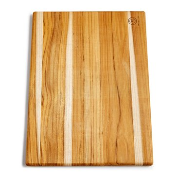 Martha Stewart Collection Teak Wood Cutting Board