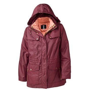 Details Women's 3 In 1 Systems Jacket