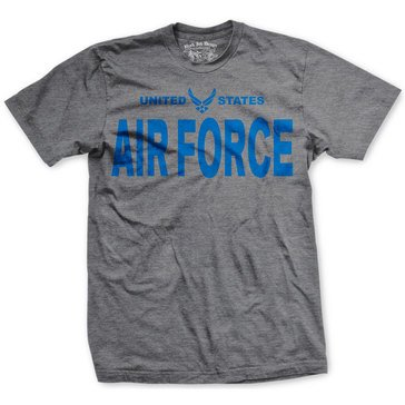 Black Ink Men's US Air Force Classic Tee