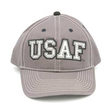 Black Ink Men's U.S.A.F. Classic Hat