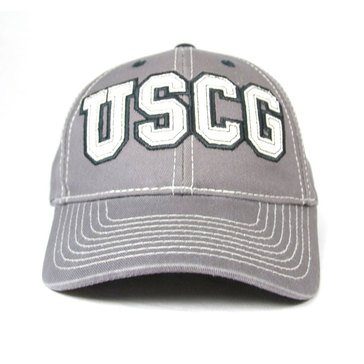 Black Ink Men's USCG Classic Hat