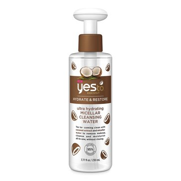 Yes to Coconut Hydrating Micellar Cleansing Water 7.77oz