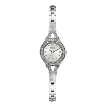 Guess Women's Stainless Steel Watch, 22mm