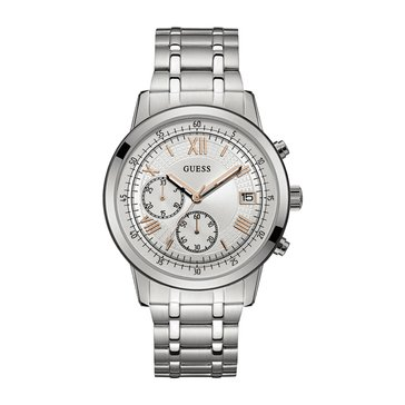 Guess Men's Summit Two-Tone Chronograph Watch, 44mm