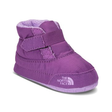 The North Face Baby Girls' Asher Bootie, Violet