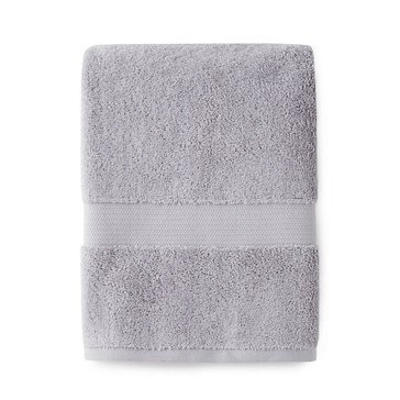 Harbor Home Platinum Collection Hand Towel, Silver