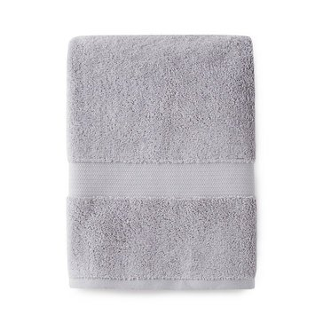 Harbor Home Platinum Collection Wash Cloth, Silver