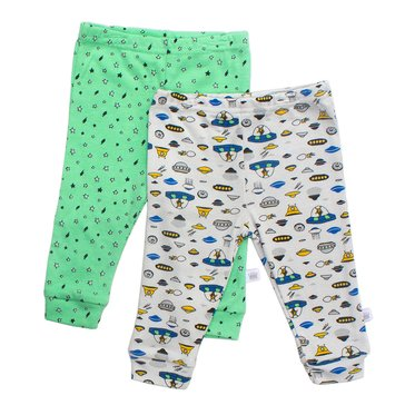 Rosie Pope Baby Boys' 2-Pack Pants Set