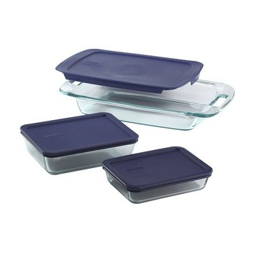 Pyrex Easy Grab 6-Piece Value Pack