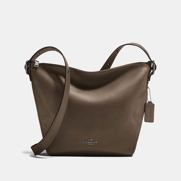 Coach Natural Leather Dufflette Fatigue