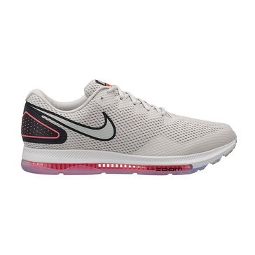 Nike Zoom All Out Low 2 Men's Running Shoe - Light Bone / Black