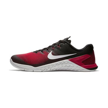 Nike Metcon 4 Men's Training Shoe - Black / Vast Grey / Hyper Crimson