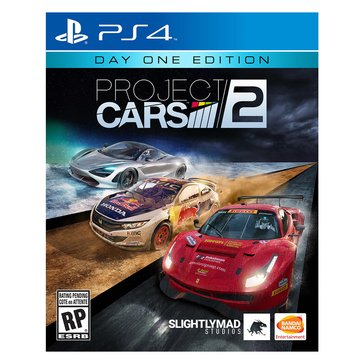 PS4 Project Cars 2 Day 1 Edition