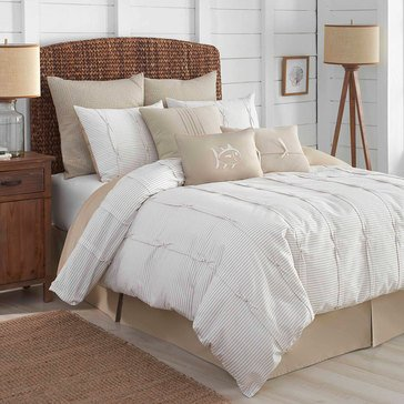 Southern Tide Seabrook 4-Piece Comforter Set - King