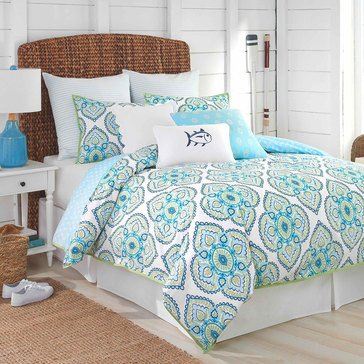Southern Tide Summerville 4-Piece Comforter Set - Queen