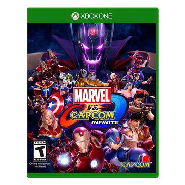 XBox One Marvel vs Capcom  Infinite