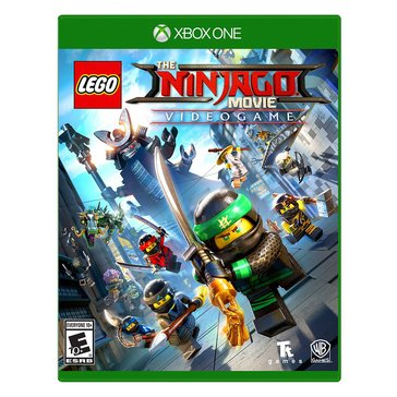 XBox One The Lego Ninjago Movie Videogame