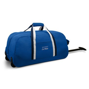 Davidoff Cool Water Duffel GWP - Free with $40 Davidoff Cool Water Fragrance Purchase