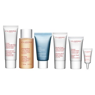 Clarins Take-Off Essentials Travel Set