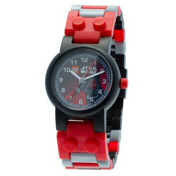 LEGO Star Wars Minifigure Watch, Darth Maul