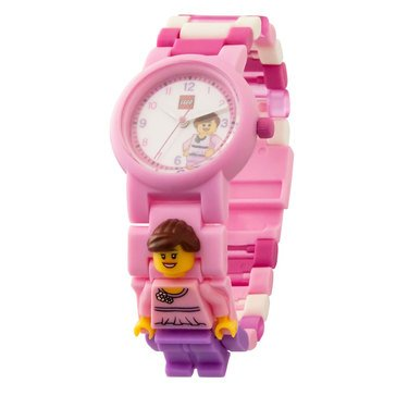 LEGO Classic Minifigure Watch, Pink