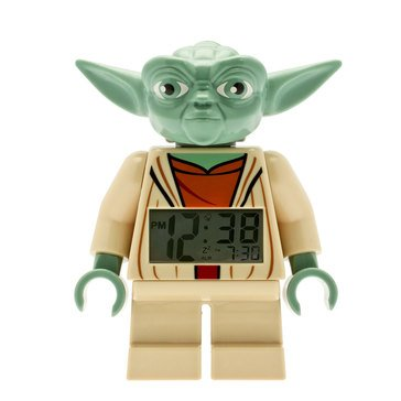 LEGO Star Wars Minifigure Clock, Yoda