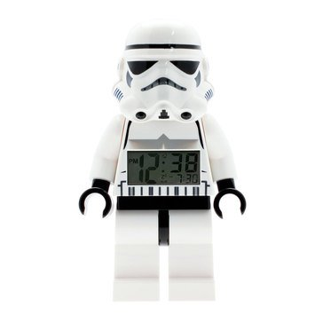 LEGO Star Wars Minifigure Clock, Stormtrooper
