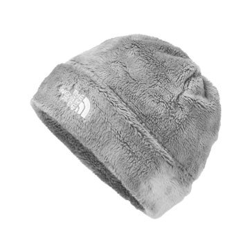 The North Face Big Girls' Denali Thermal Beanie, Silver