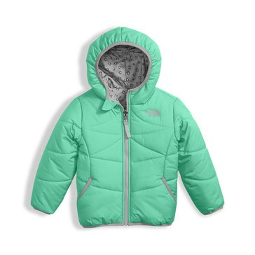 The North Face Toddler Girls' Perseus Jacket, Bermuda Green