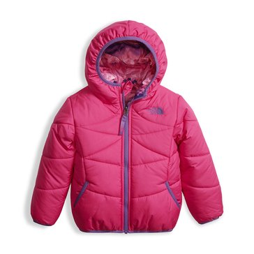 The North Face Toddler Girls' Perseus Jacket, Petticoat Pink