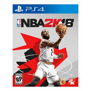 PS4 NBA 2K18: Early Tip Off