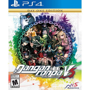 PS4 Danganronpa V3 Killing Harmony