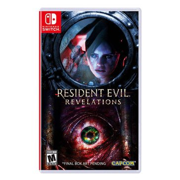 Switch Resident Evil Revelations Collections