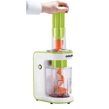 Gourmia Electric Spiralizer with 3 Blades (GES580G)