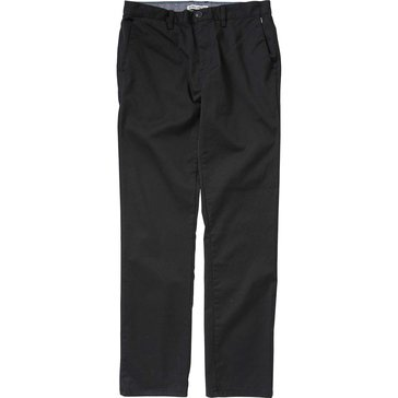 Billabong Big Boys' Carter Chino Pants, Black