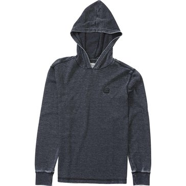 Billabong Big Boys' Keystone Thermal Pullover, Black