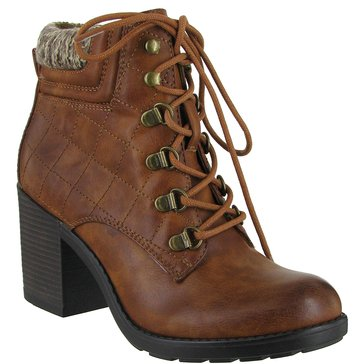 Mia Teddy Combat Boot Luggage