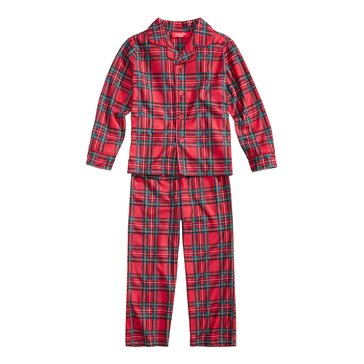Charter Club Kids Holiday Family PJs Brinkley Plaid
