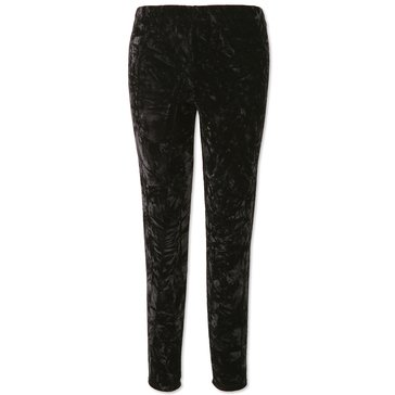 Speechless Big Girls' Crushed Velvet Leggings, Black