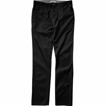 Billabong Little Boys' Carter Chino Pant, Black
