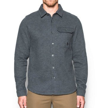 UNDER ARMOUR BUCKSHOT FLEECE BD GREY